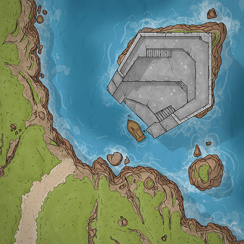Little Sea Fort